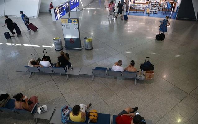 Σημάδια ανάκαμψης τον Ιούλιο στα αεροδρόμια