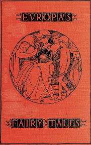 Cover of Joseph Jacobs's Book Europa Fairy Book