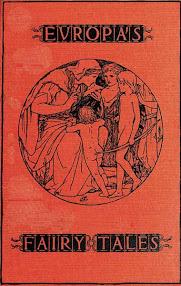 Cover of Joseph Jacobs's Book Europa Fairy Book