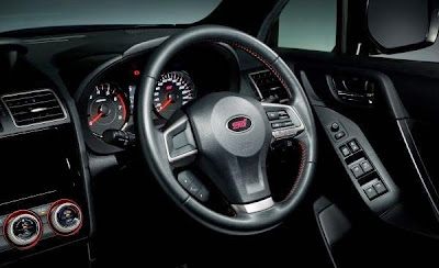 2015 Subaru Forester ts AKA 2015 Subaru Forester STI 3b01_steering_s