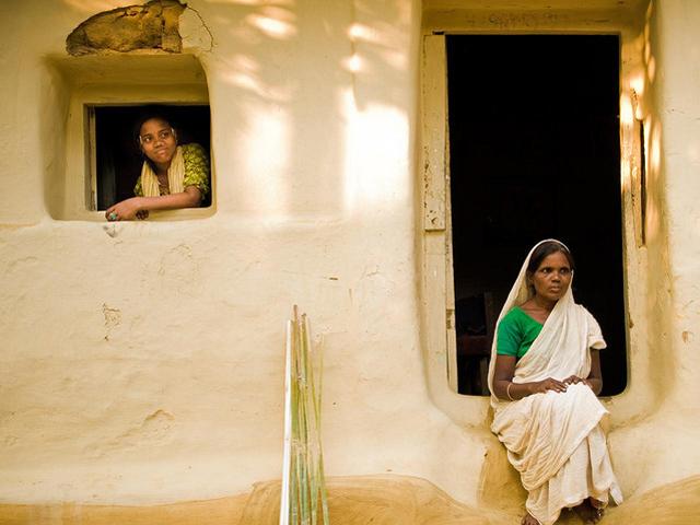 A tribal village at Srimangal. ©Photo Credit: Kamal Pasha