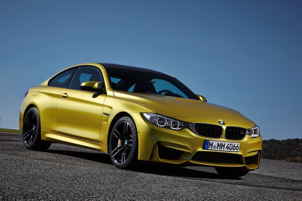 2015 BMW M4 Coupe 21