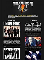 Linkin Park - Maxidrom 2012