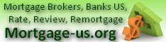 Mortgage Brokers office, Banks US, Rates