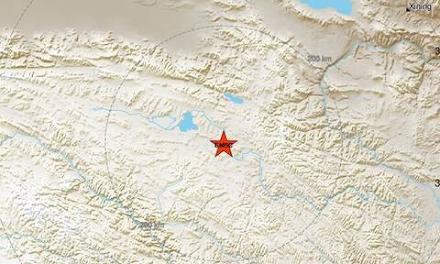 Κίνα : Ισχυρός σεισμός 7,3 ρίχτερ έπληξε την επαρχία Τσινγκάι