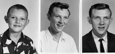 Ervin @ 10 - 14 - 16 years old- Ervin Watkins - June 28,1947~January 13, 2008  <->  Blog:  http://ervinwatkins.blogspot.com/