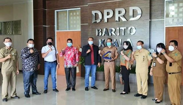 DPRD Kapuas Kaji Banding terkait LKPj Kepala Daerah