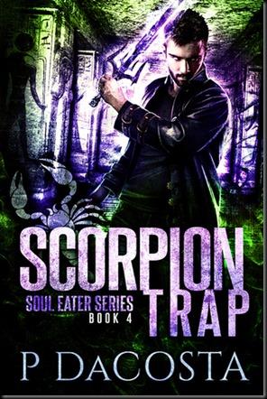 Scorpion Trap  (Soul Eater #4)