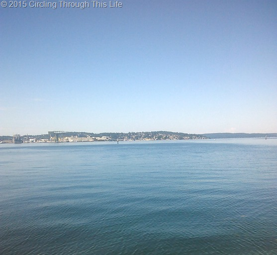 One of the inlets of Puget Sound
