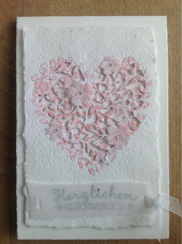 Stampin up Love Blossoms