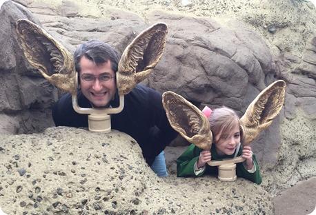 Ben and Elaine Big Ears
