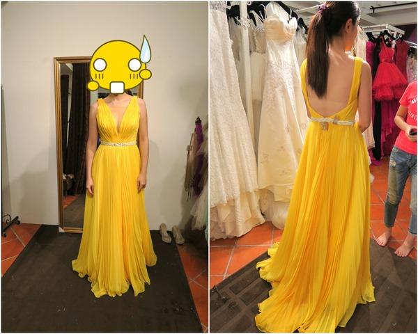 城市花園婚禮工坊 高雄自助婚紗 - 拍婚紗照之禮服挑選 (5)