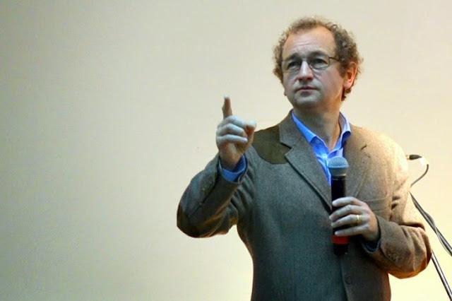 Conferinta Despre martiri cu Dan Puric, FTOUB 135