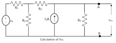 Thevenins voltage