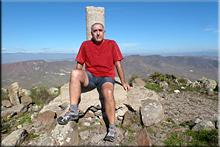 Fraile mendiaren gailurra 493 m. --  2015eko azaroaren 5ean