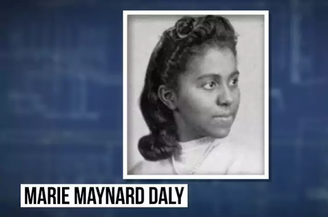 The Legacy of Marie M. Daly