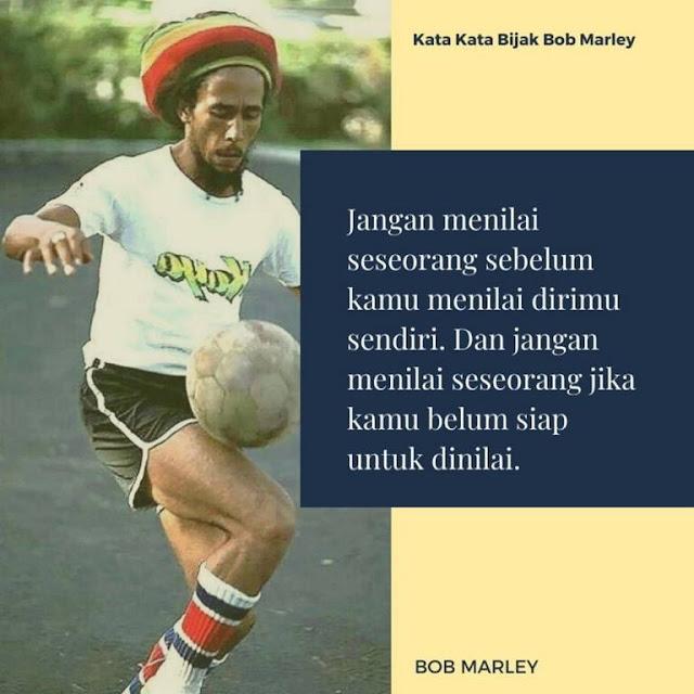 kata kata bijak bob marley