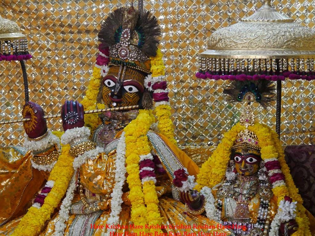 Radha Govind Devji Deity Darshan 28 Mar 2016 (1)