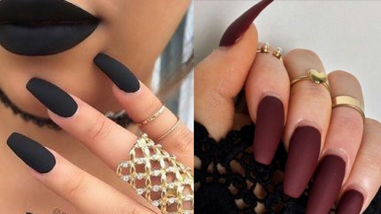 THE BEST NAIL POLISH COLORS SOUTH AFRICAN WOMEN CAN WEAR IN WINTER 2020 21