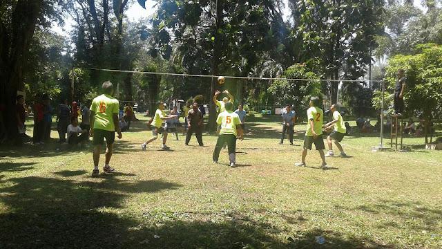 Kompetisi Bola Voli Bayu Asih