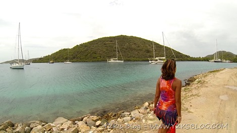 Y2K alla boa - Biras Creek - Virgin Gorda