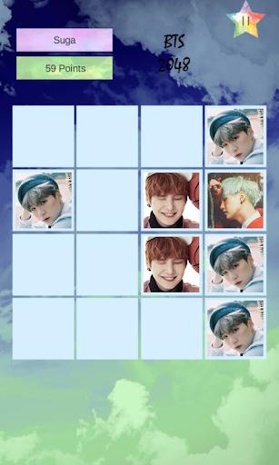 ? BTS Bangtan 2048 Puzzle 1.2 screenshots 2