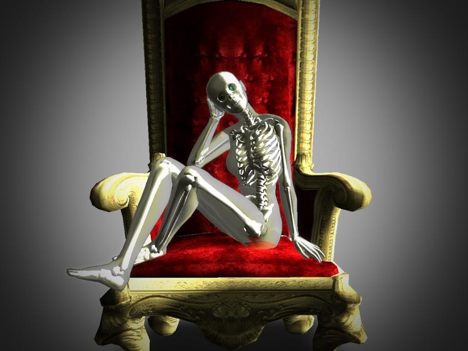фото женского скелета этой статьи постарались