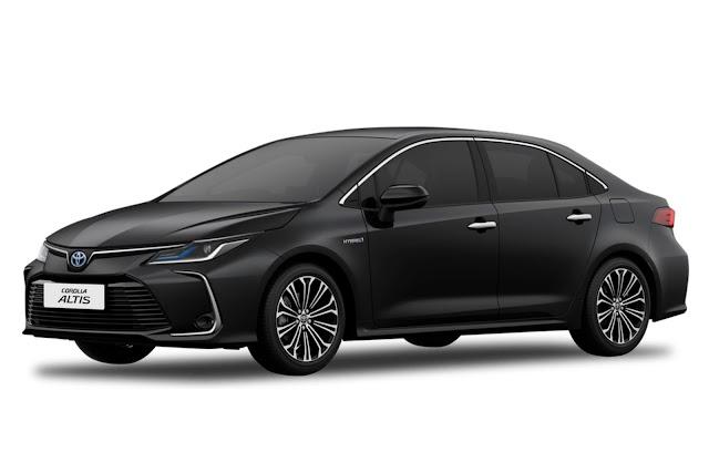 2020 Toyota COROLLA ALTIS Pricelist as of April 2020!