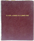 The Equinox Vol III No II The Gospel According to St Bernard Shaw