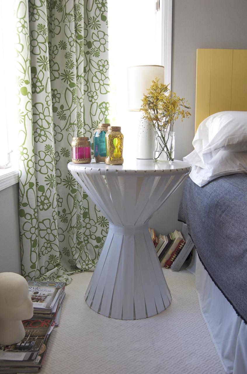 my diy bedside table!   matsutake Diy Bedside Table