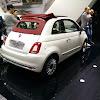 Fiat 500 Facelift