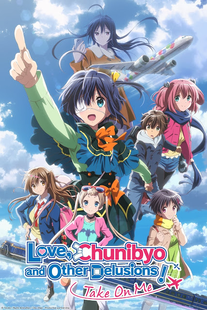 Love, Chunibyo & Other Delusions – Take on Me