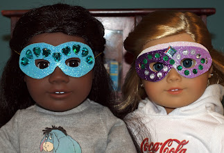 Photo: Masquerade masks