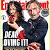Norman Reedus & Andrew Lincoln Looks Scary for The Walking Dead's EW Cover
