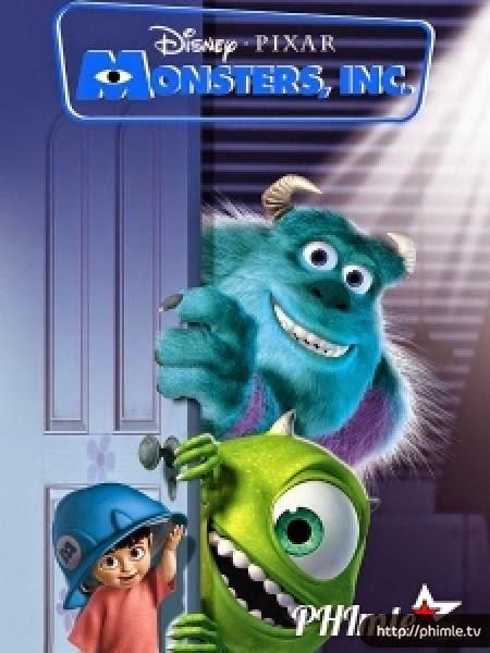 Phim Công Ty Quái Vật - Monsters, Inc. - Lồng tiếng