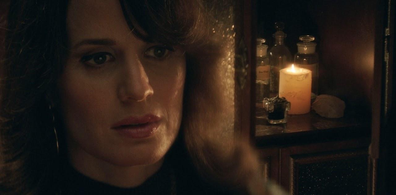 Elizabeth Reaser as Alice in OUIJA: ORIGIN OF EVIL. (Photo courtesy of Universal Pictures).