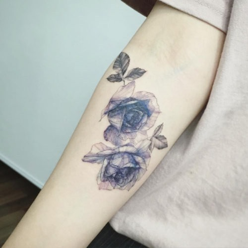este_sempre_florescendo_rose_tattoo