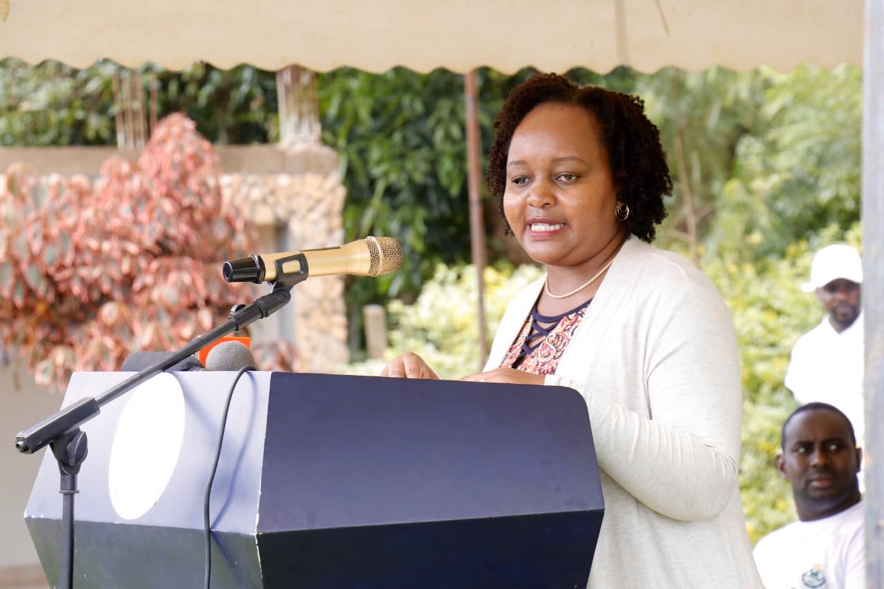 Kirinyaga Governor Ann Waiguru. PHOTO | BNC