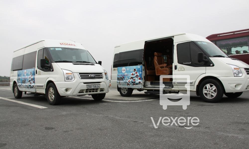 Xe Ecosapa đi SaPa từ Hà Nội