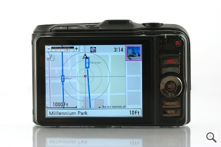 Casio H20 Sample Image