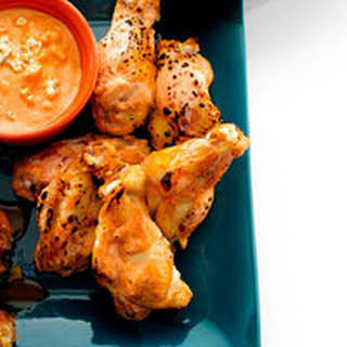 Baked Spicy Yogurt Wings.