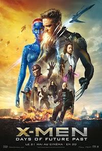 Jaquette de X Men: Days of Future Past