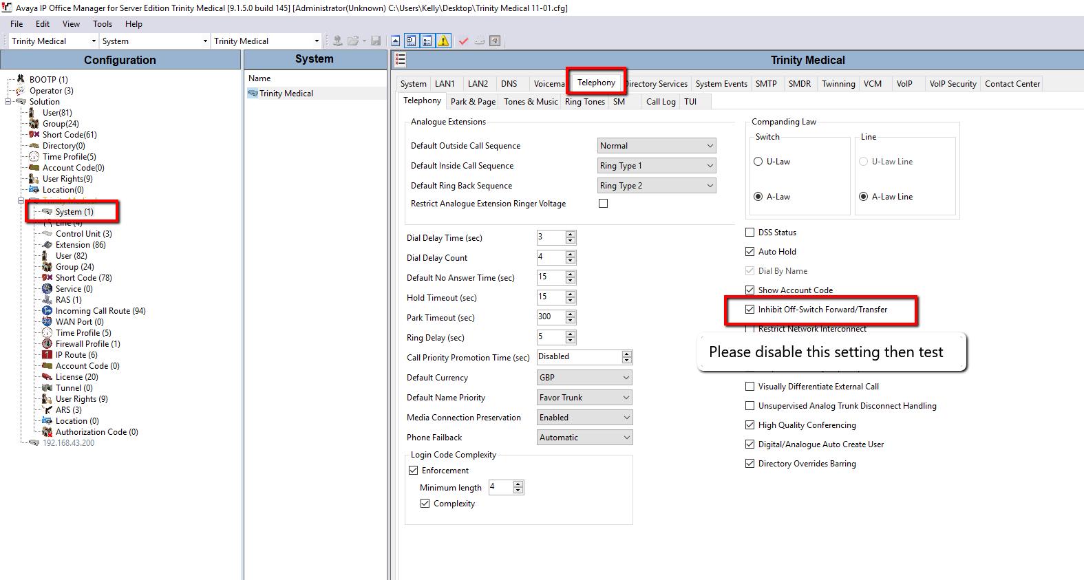 Queued Callback Issues (QCB) – Xima Software Support Portal