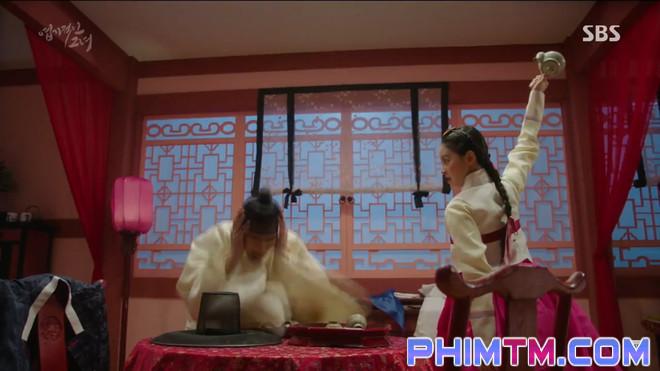 """""""My Sassy Girl"""": Joo Won """"ăn hành"""" liên tục nhờ phúc """"bà con xa"""" của Tiểu Yến Tử - Ảnh 28."""