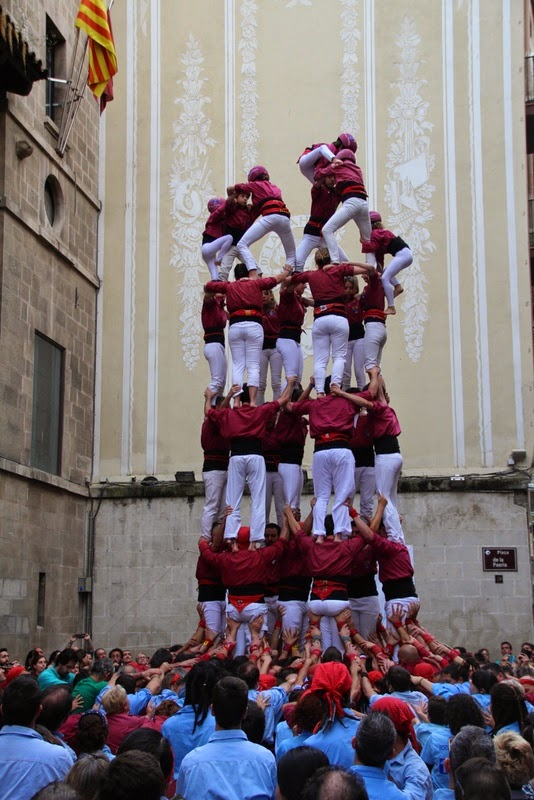 Actuació 20è Aniversari Castellers de Lleida Paeria 11-04-15 - IMG_8896.jpg