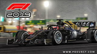 F1 2019 is the official video game of the 2019 Formula One and Formula 2 Championships developed and published by Codemasters. It is the twelfth title in the Formula One series developed by the studio. The game was announced by Codemasters on 28 March 2019.