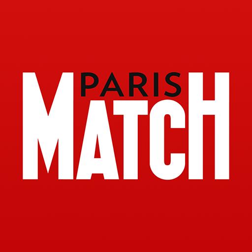 Paris Match Magazine Icon