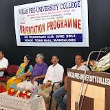 Orientation Programme 11-06-2014