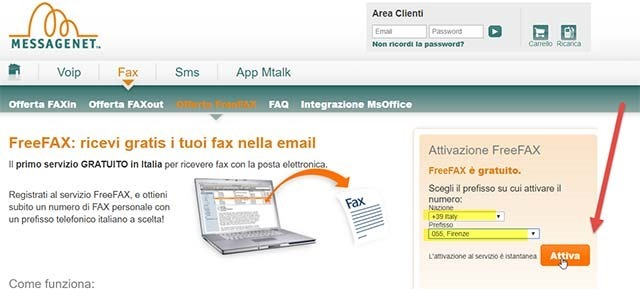 freefax