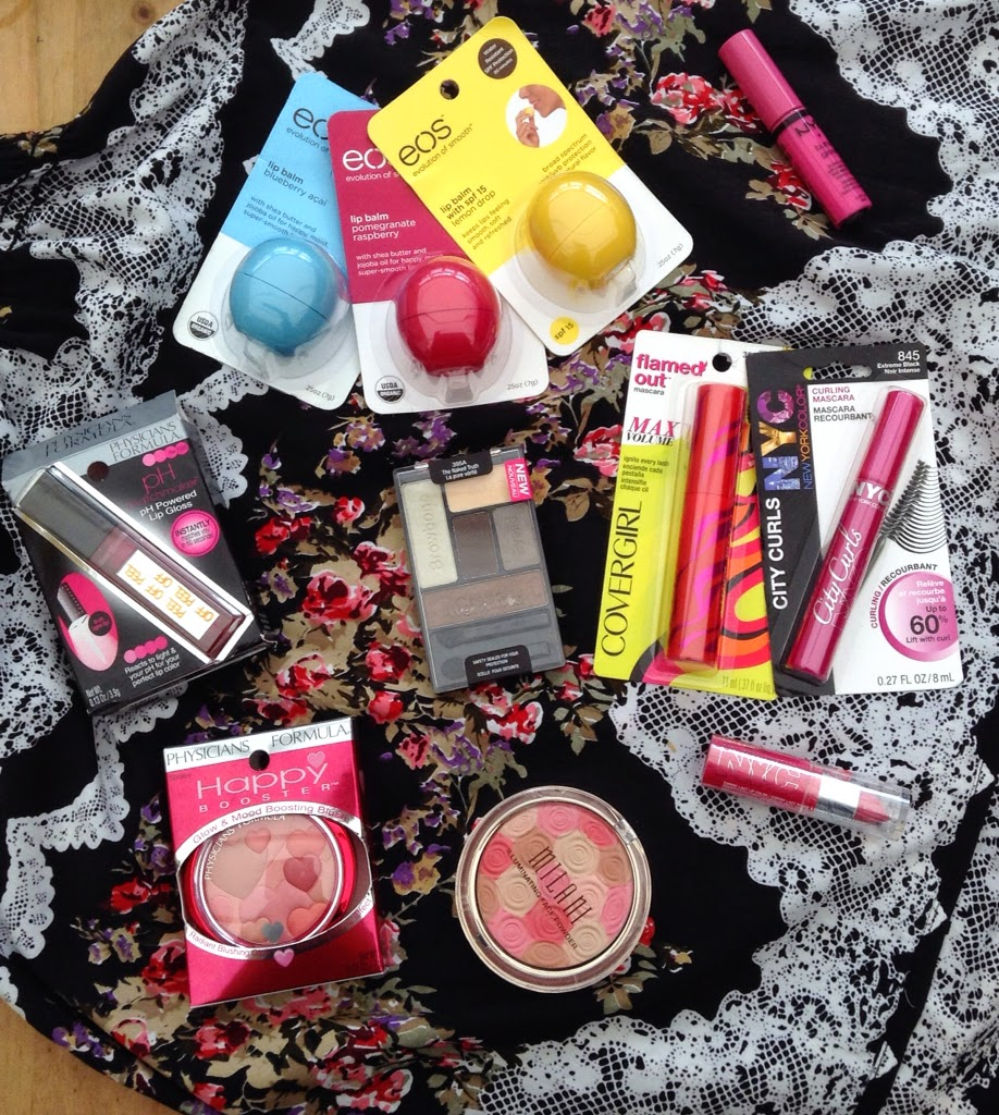 The Powdered Nose: American Drugstore Beauty Haul